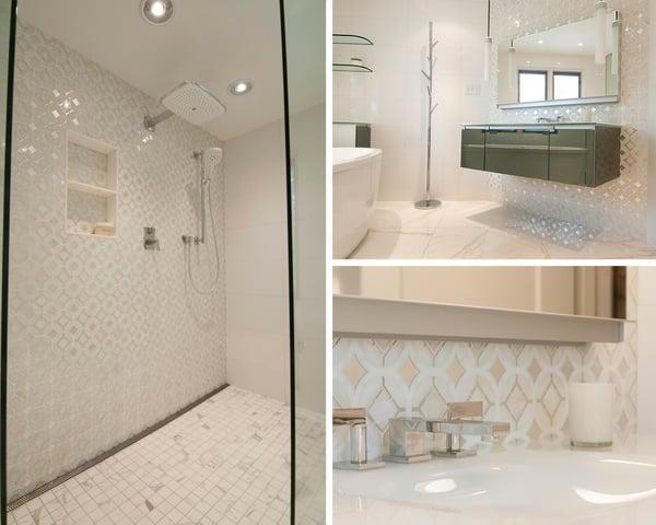 in stock bathroom tile