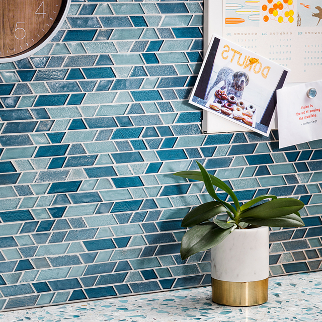 Oceanside Glass Tile-Office Inspiration-Oceanside-Sherwin Williams