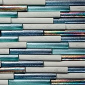 teal-blue-iridescent-glass-and-grey-sandstone-dimensional-tile