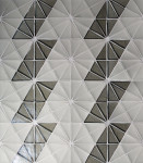 Tessera Collection - Kaleidoscope specific placement G using Oxygen and Platinum.
