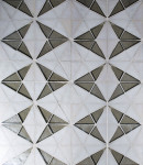 Tessera Collection - Kaleidoscope specific placement O using Oxygen and Platinum.